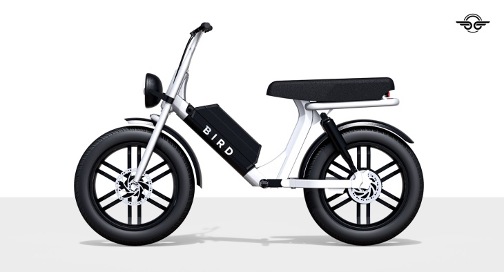 Electric Scooter Bike >> Bird Is Launching A Two Seater Electric Vehicle To Become More Than
