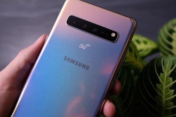 Samsung's Galaxy S10 5G Arrives on Sprint Tomorrow