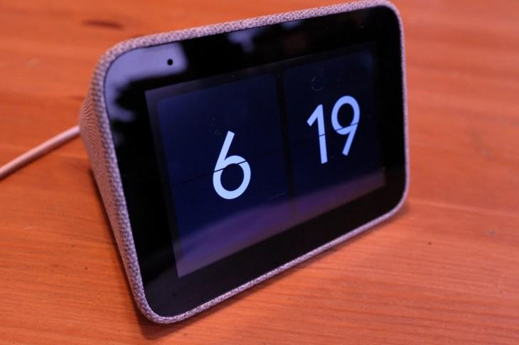 Lenovo Smart Clock review | TechCrunch