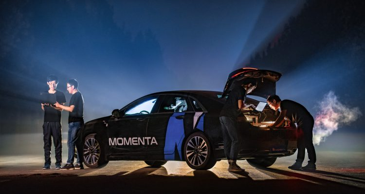 How China's first autonomous driving unicorn Momenta hunts for data, Next TGP