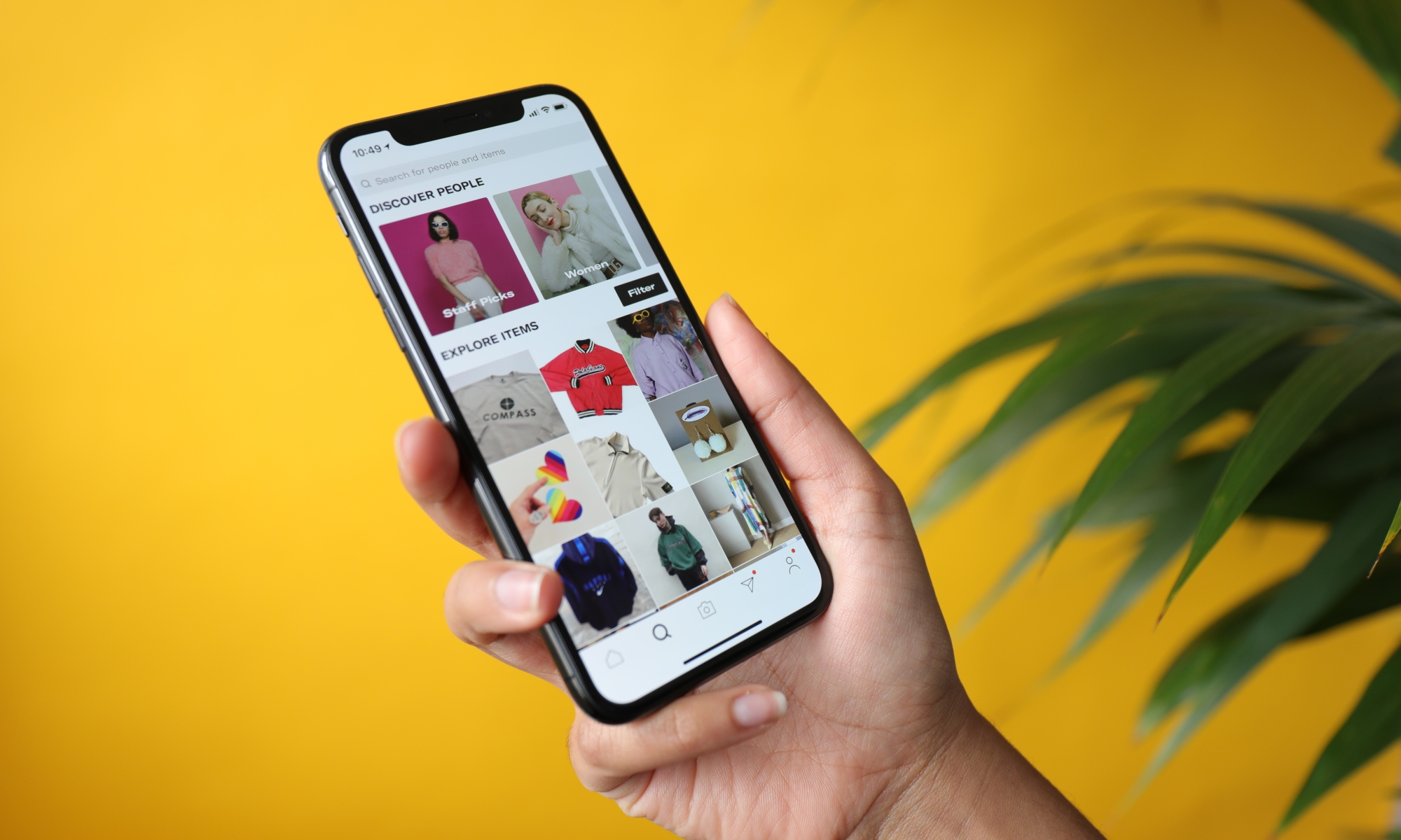 a5bbafb74fb Depop, a social app targeting millennial and Gen Z shoppers, bags $62M,  passes 13M users
