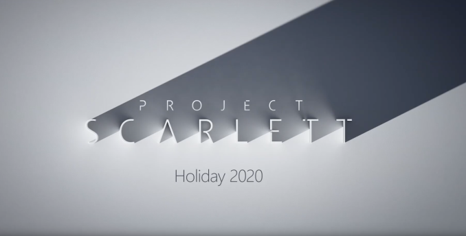 Xbox teases its 8K-capable next-gen 'Project Scarlett' console
