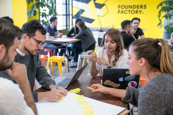 Founders Factory is going live in Paris – TechCrunch