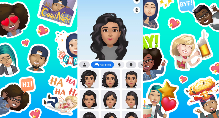 Facebook launches Avatars, its Bitmoji competitor, in the US – TechCrunch