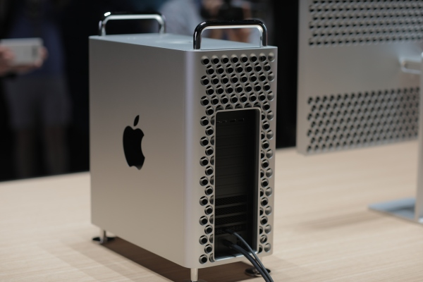 Apple soups up Logic Pro X ahead of Mac Pro launch – TechCrunch