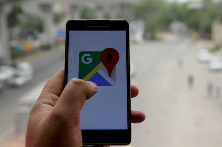 Google Maps now allows users in India to check live status