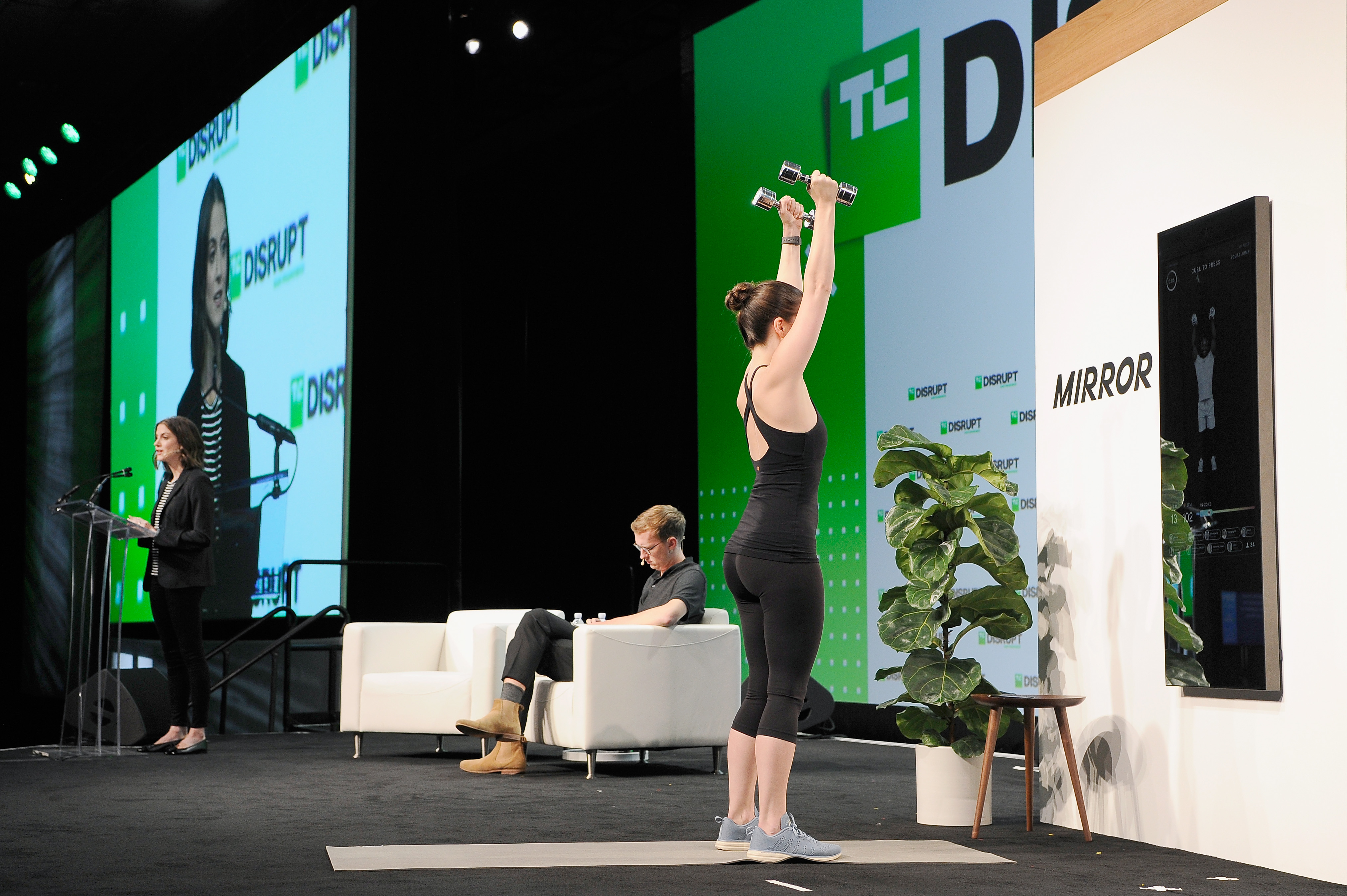 Fitness startup Mirror nears $300M valuation with fresh funding