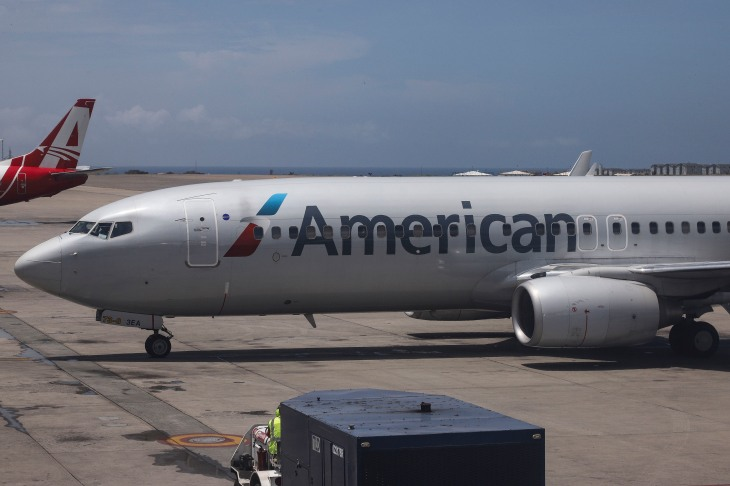 American Airlines now offers satellite-based Wi-Fi access