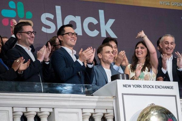 Daily Crunch: Slack makes its Wall Street debut – TechCrunch