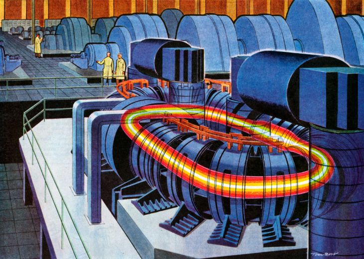 A Boston startup developing a nuclear fusion reactor just
