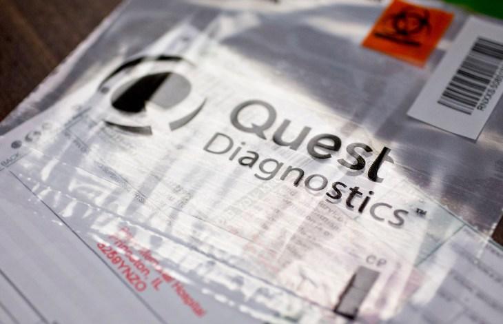 Quest Diagnostics Says 11 9 Million Patients Affected By Data Breach
