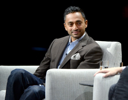 Chamath launches SPAC, SPAC, and SPAC as he SPACs the World with SPACs - techcrunch
