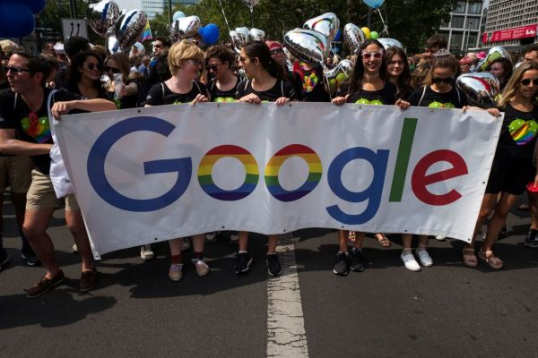 SF Pride says it won't exclude Google from the Pride parade – TechCrunch