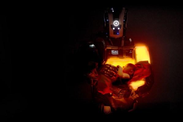 Original Content podcast: Director Grant Sputore explains how 'I Am Mother' draws from real-world robots
