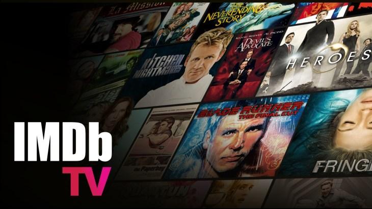 Amazon's IMDb Freedive rebrands to IMDb TV, adds new content