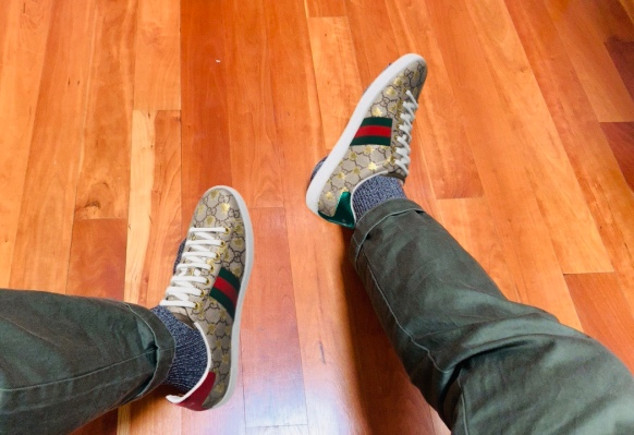 The next frontier for sneakerheads is trying on shoes virtually – TechCrunch