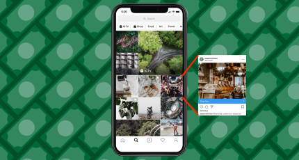 Facebook squeezes money from Instagram with new ads in Explore