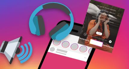 Instagram one-ups TikTok with karaoke lyrics | TechCrunch
