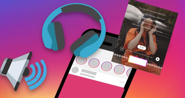 Instagram One-ups TikTok with Karaoke Lyrics
