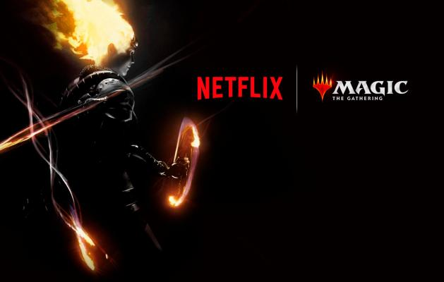 Netflix is making an animated series based on Magic: The Gathering