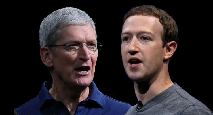 Apple attacks Facebook by becoming the asocial network - TechCrunch