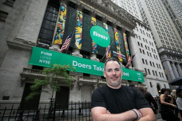 Fiverr CEO กล่าวว่าเขากำลังสร้าง 'ที่เก็บทุกอย่างสำหรับบริการดิจิตอล' thumbnail