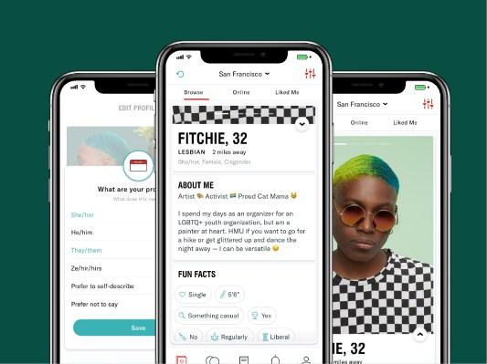 HER, the dating app for queer women, revamps profiles – TechCrunch