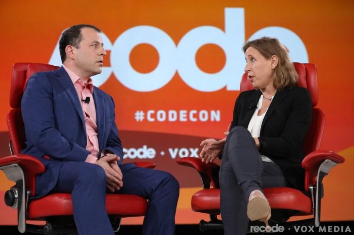 9cf438203e01 YouTube CEO Susan Wojcicki addresses hate speech controversy ...