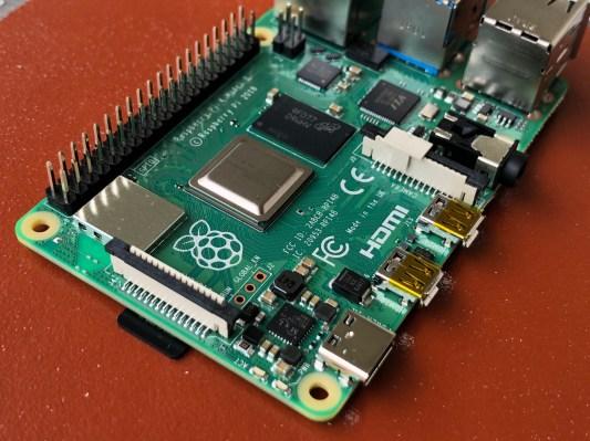 Daily Crunch: รายละเอียดเกี่ยวกับ Raspberry Pi ใหม่ thumbnail