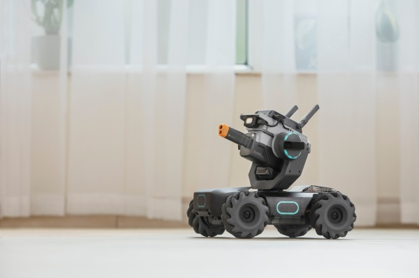photo of DJI gets into the battling robot business image