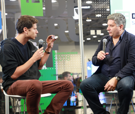 Here's why you should exhibit in Startup Alley at Disrupt SF 2019