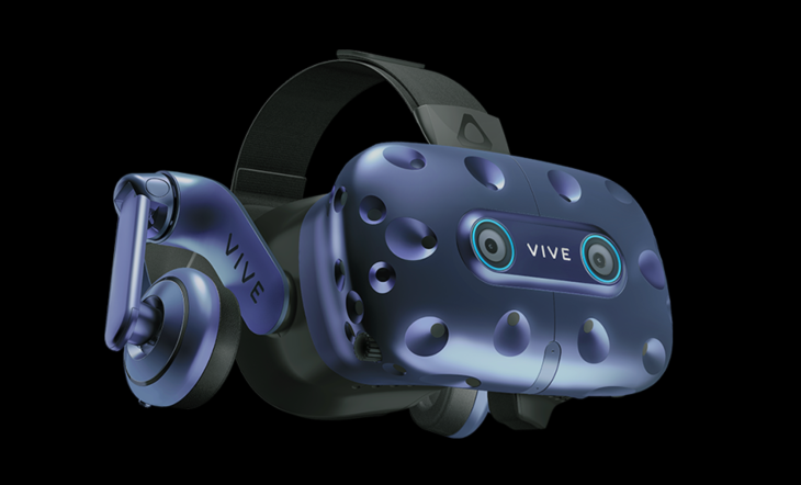 HTC launches Vive Pro Eye stateside, costs four times as