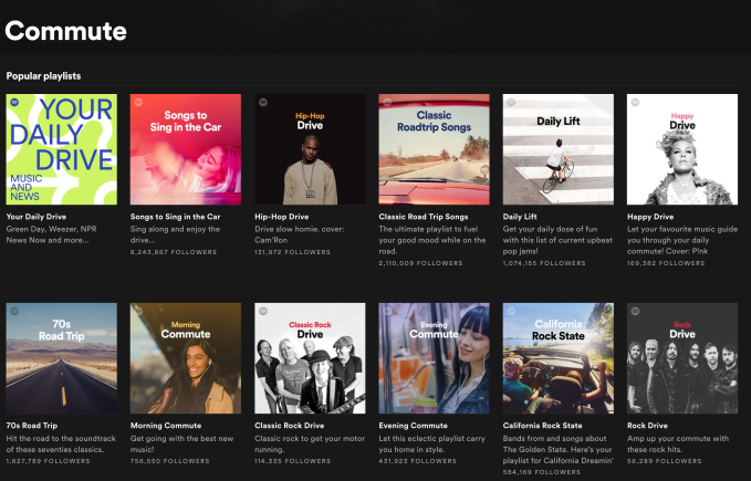 Spotify launches 'Your Daily Drive,' a personalized playlist that