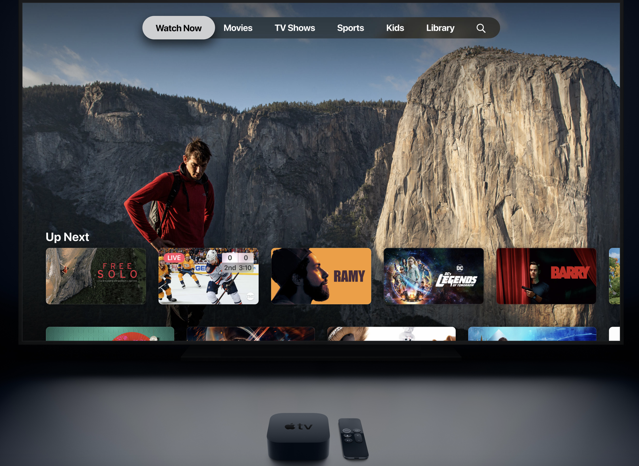 Apple TV is getting a Picture-in-Picture mode so you can watch two
