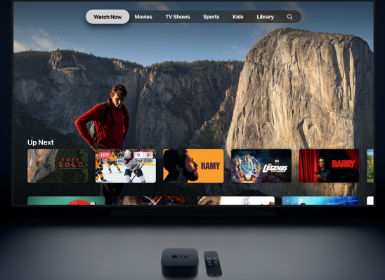 Apple TV is getting a Picture-in-Picture mode so you can watch two shows at once thumbnail