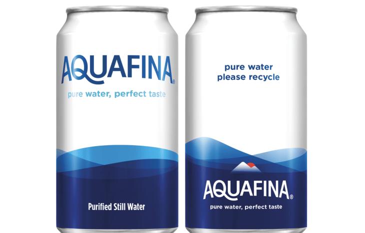 Aquafina Water Bottle Label - Pensandpieces