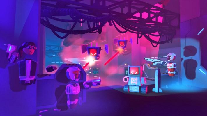 Against Gravity กำลังสร้างโลก VR ที่จะไม่หยุดเติบโต thumbnail