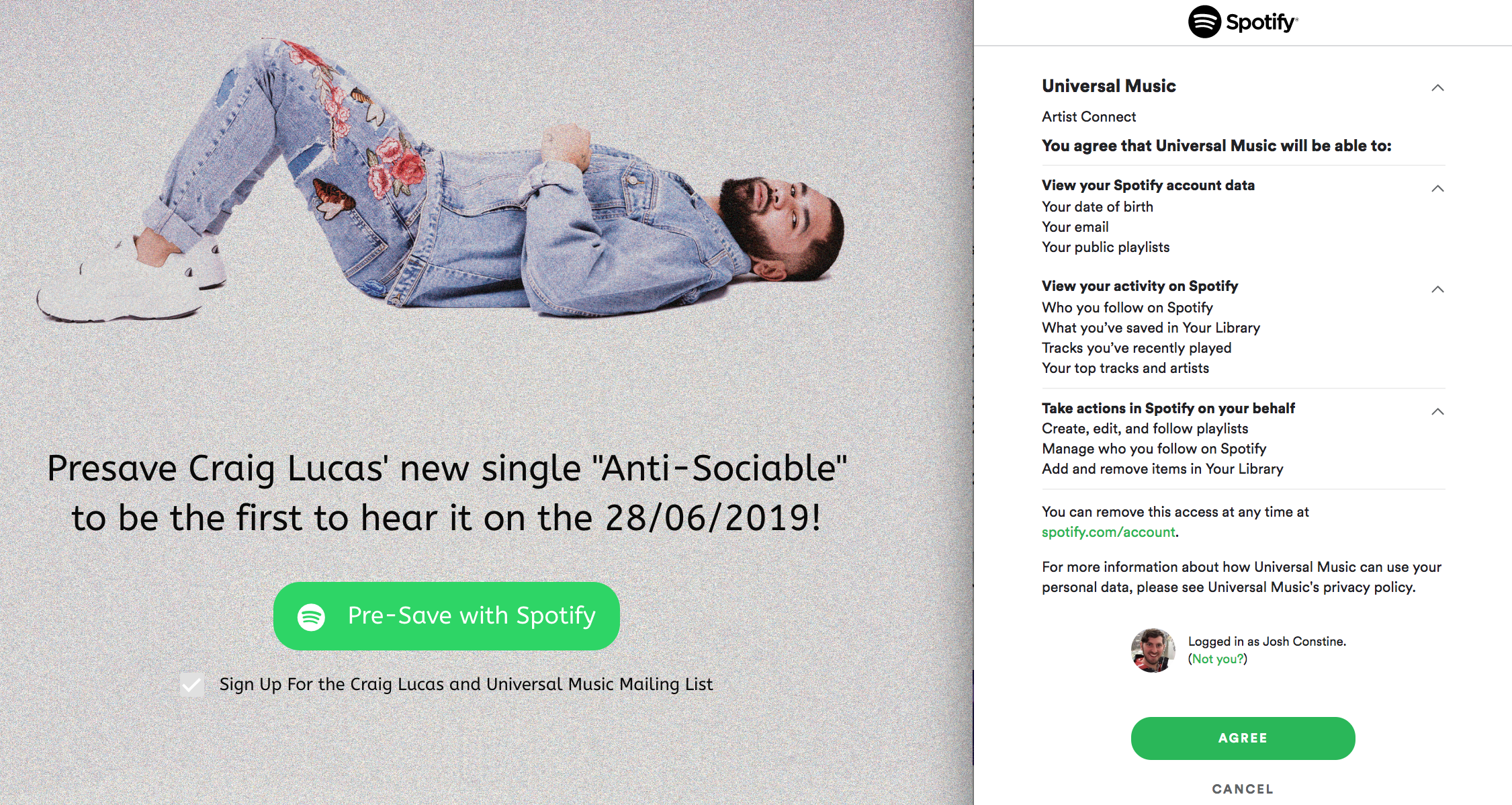 Spotify needs to crack down on labels snatching user data | TechCrunch