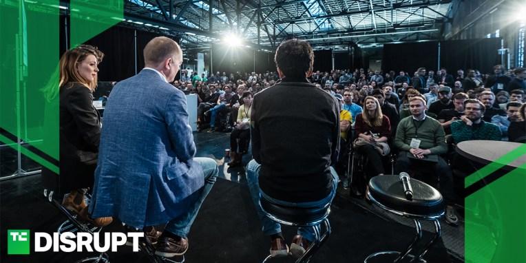 เซสชันถามตอบกลับไปที่ Disrupt Berlin 2019 thumbnail