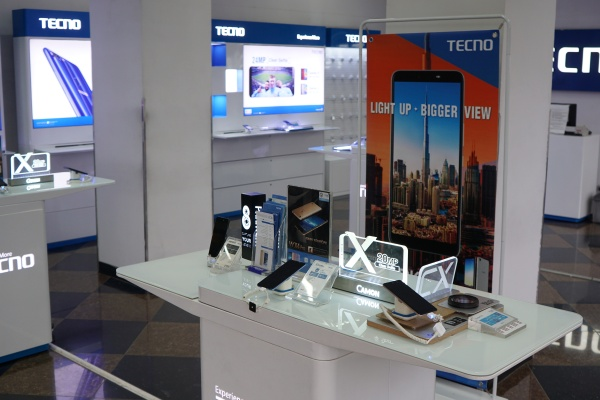 Africa's top mobile phone seller Transsion lists in Chinese IPO