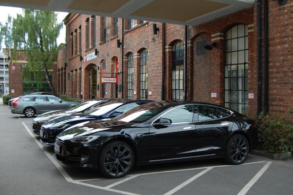 Why all standard black Tesla cars are about to cost $1,000 more – TechCrunch