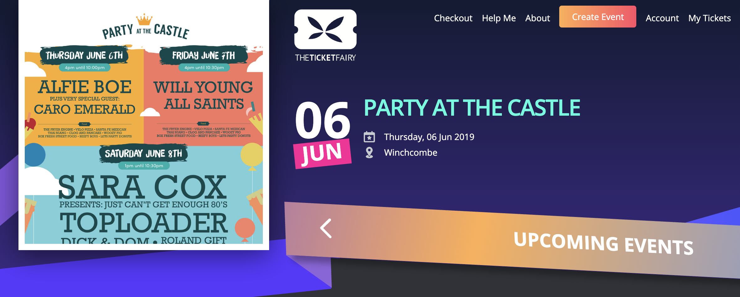 The Ticket Fairy is tech's best hope against Ticketmaster – TechCrunch
