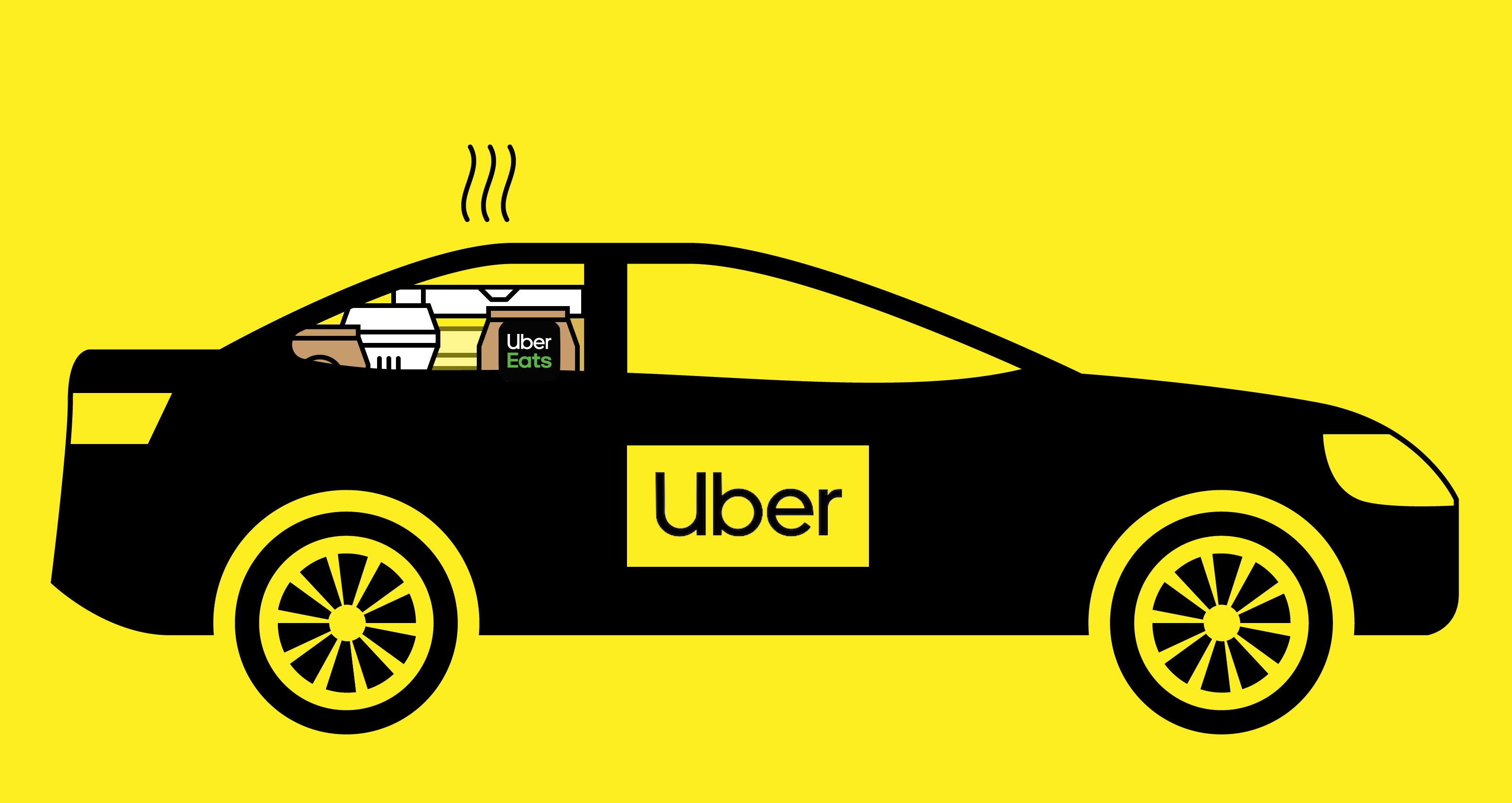 Uber eats Uber Eats, embedding it in the main app | TechCrunch