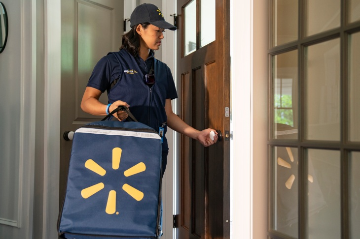 Walmart to launch in-home grocery delivery in three cities