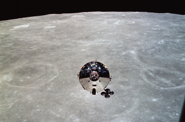 NASA 'Snoopy' lunar module likely found 50 years after being jettisoned into space