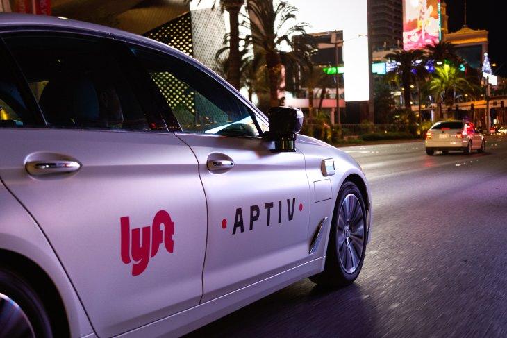 Aptiv's self-driving BMWs have made more than 50,000 rides