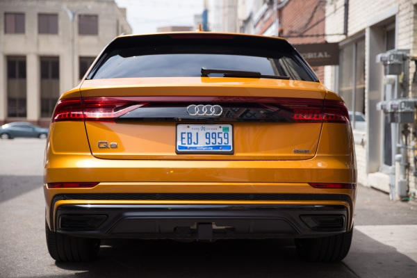 Review: The stunning 2019 Audi Q8 has a deal-breaking flaw