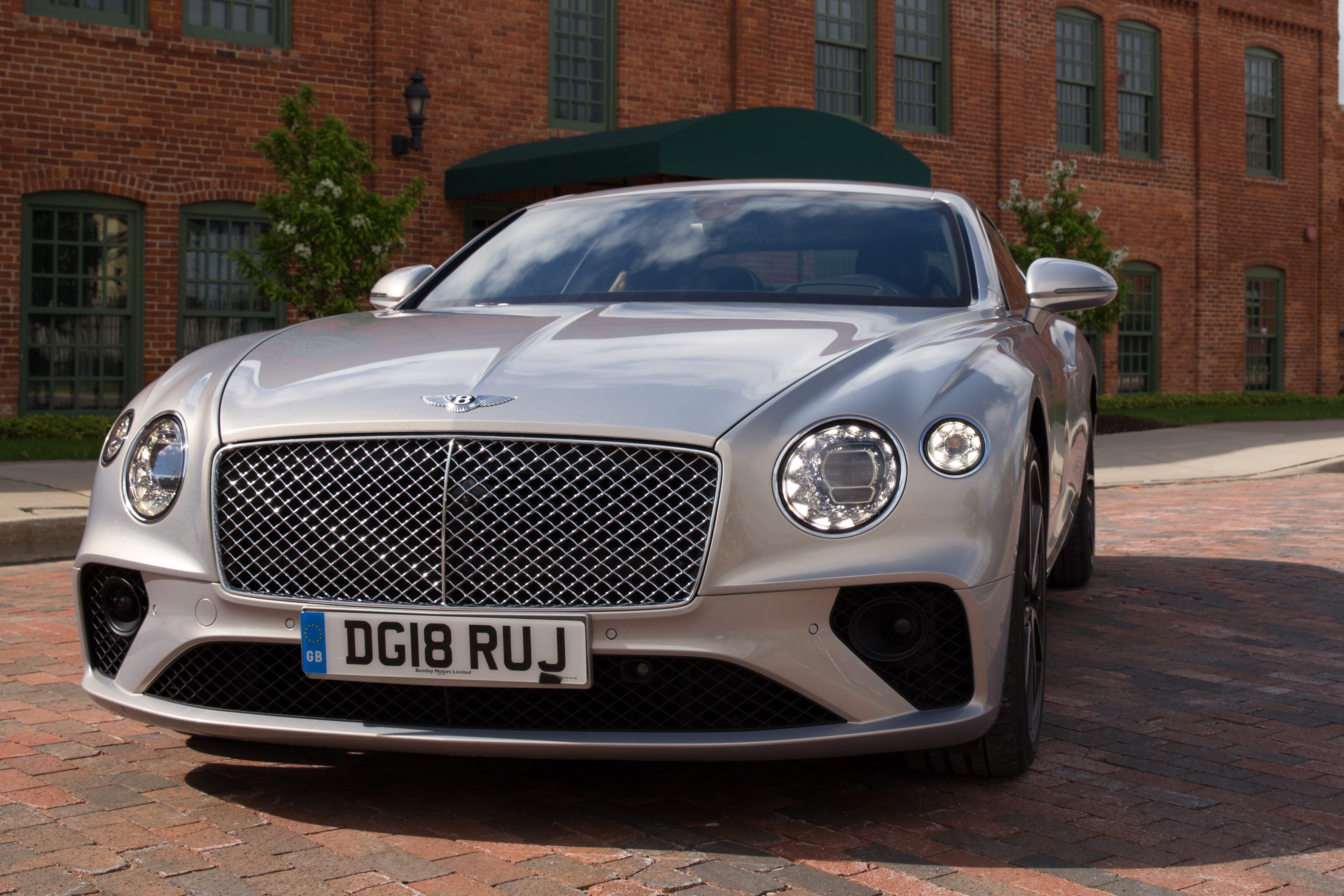 Review The 2019 Bentley Continental Gt Is Beautiful Excessive And Totally Worth It Techcrunch