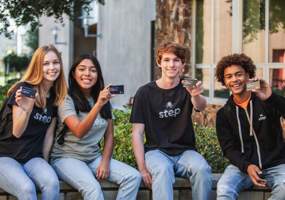 Step raises $22.5M led by Stripe to build no-fee banking services for teens