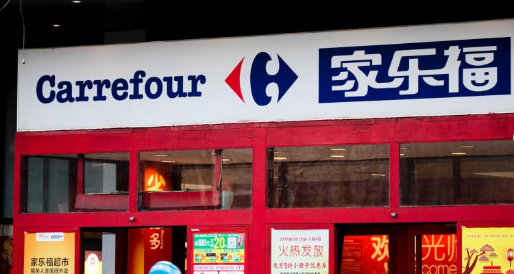 Carrefour sale shifts the balance of power in China's new retail battle – TechCrunch
